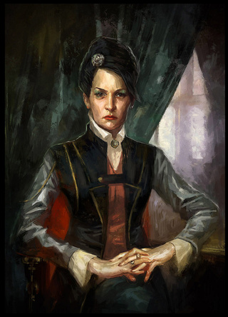 The Beautiful Hidden Paintings Of Dishonored