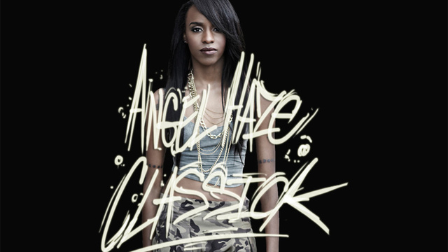 "Angel Haze Raps About Years of Sexual Trauma in Today's Song, ""Cleaning Out My Closet"""