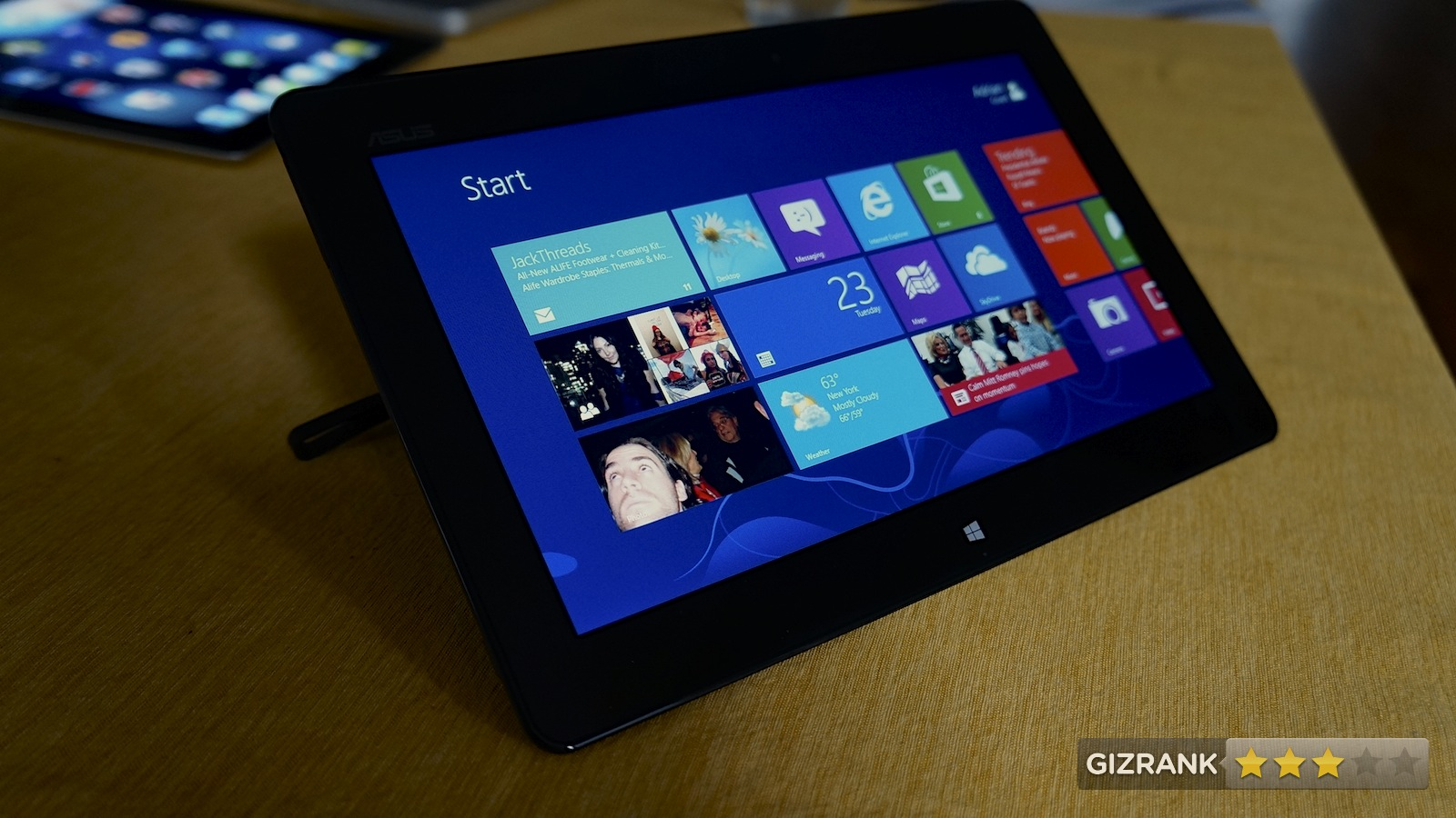 Click here to read Asus Vivo Tab RT Review: A Windows 8 Tablet Is Here, But What Do We Do With It?
