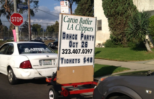 Who Wants To Go To A Caron Butler Dance Party?