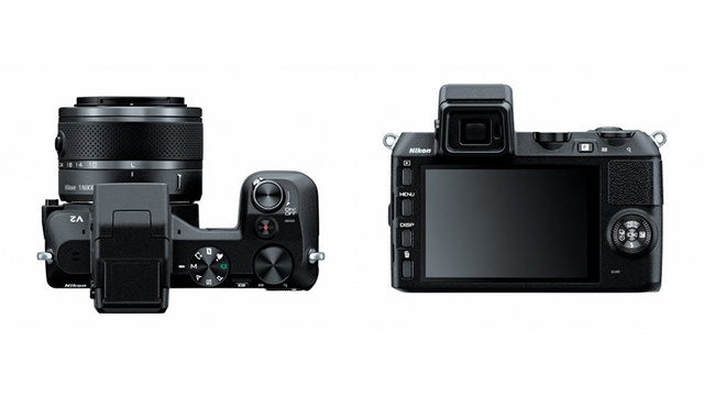 Nikon 1 V2: An Interchangeable-Lens Camera For Clueless Photographers (And No One Else)