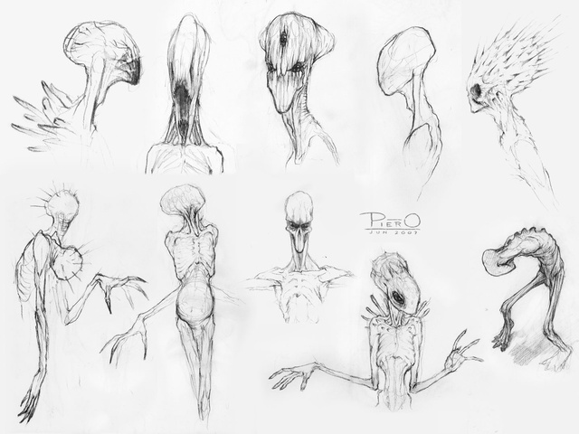 Get a First Look at XCOM's Fantastic Concept Art