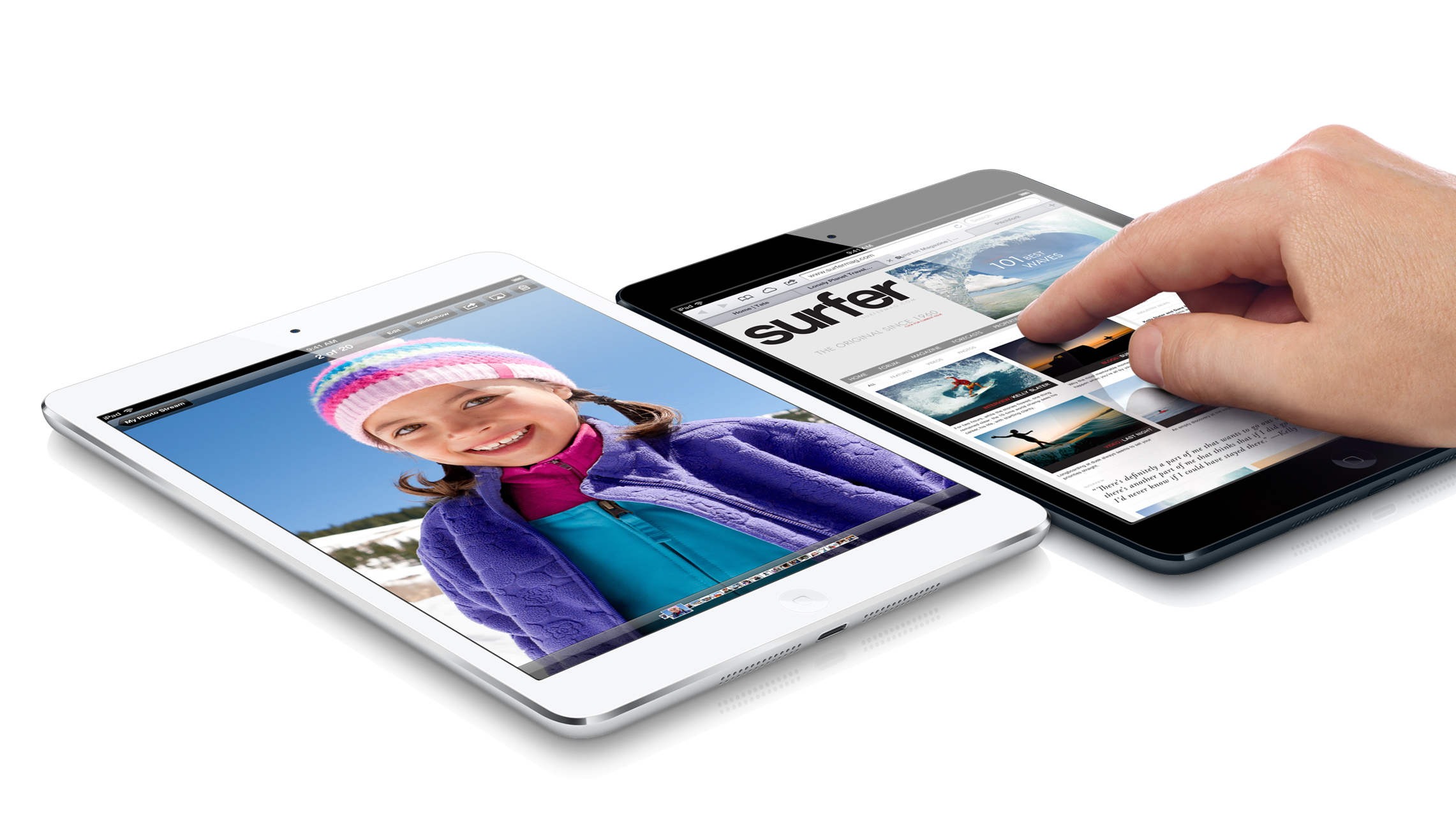 Click here to read 13 People Who Think the iPad Mini Is Actually Really Cheap