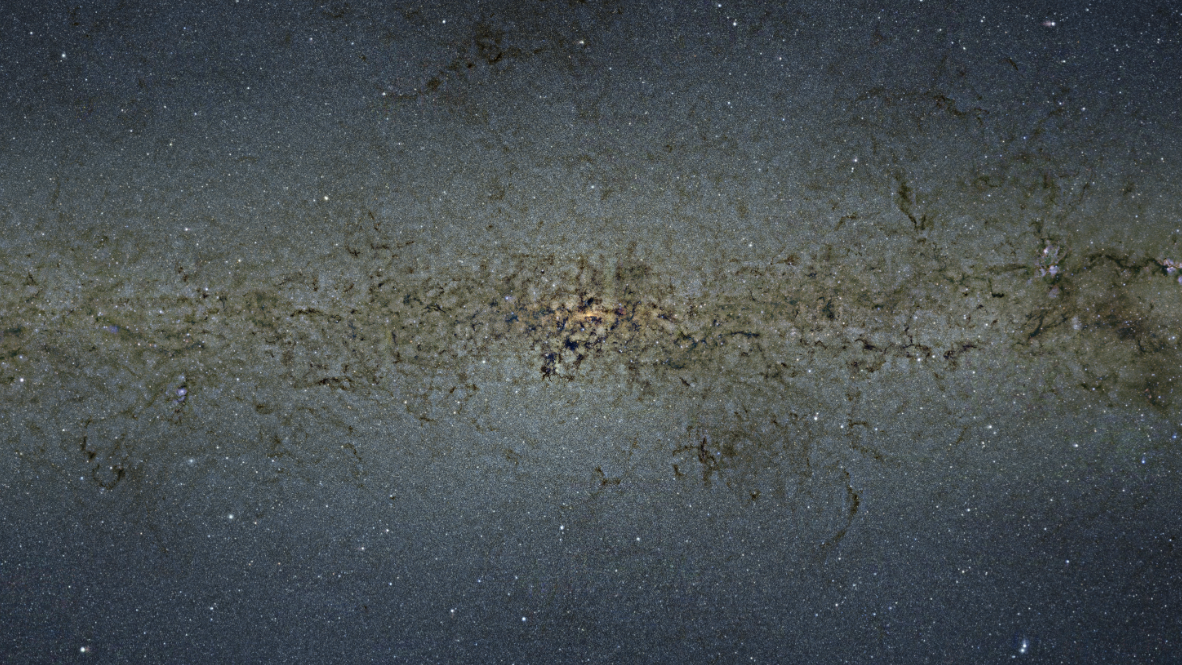 Click here to read Dive Right Into the Largest Ever Image of Our Galaxy's Centre