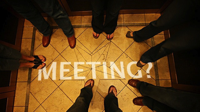 Use an Elevator Pitch to Pitch a Meeting About Your Project, Not Your Idea