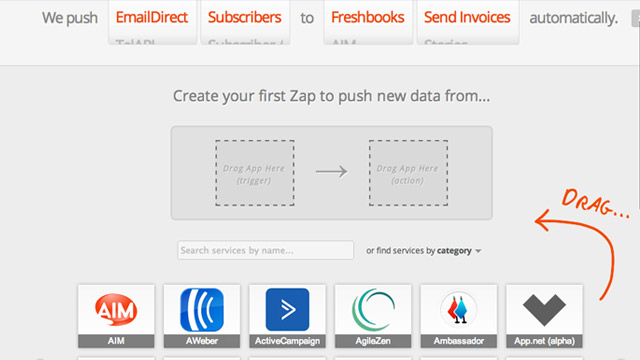 Click here to read Zapier Is a Webapp-Automation Service Just Like IFTTT—But With Many More App Connections
