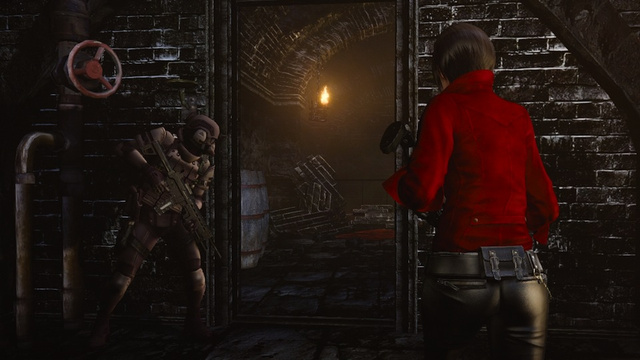 Strange New Resident Evil 6 Patch Will Unlock Ada Wong Right Away