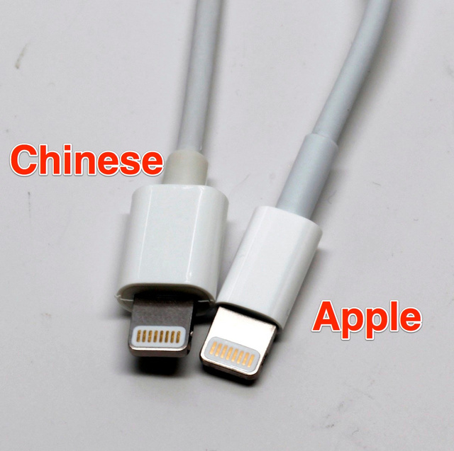 China Finally Cracks Apple's Secret iPhone 5 Cable: Here Come the Cheap Clones