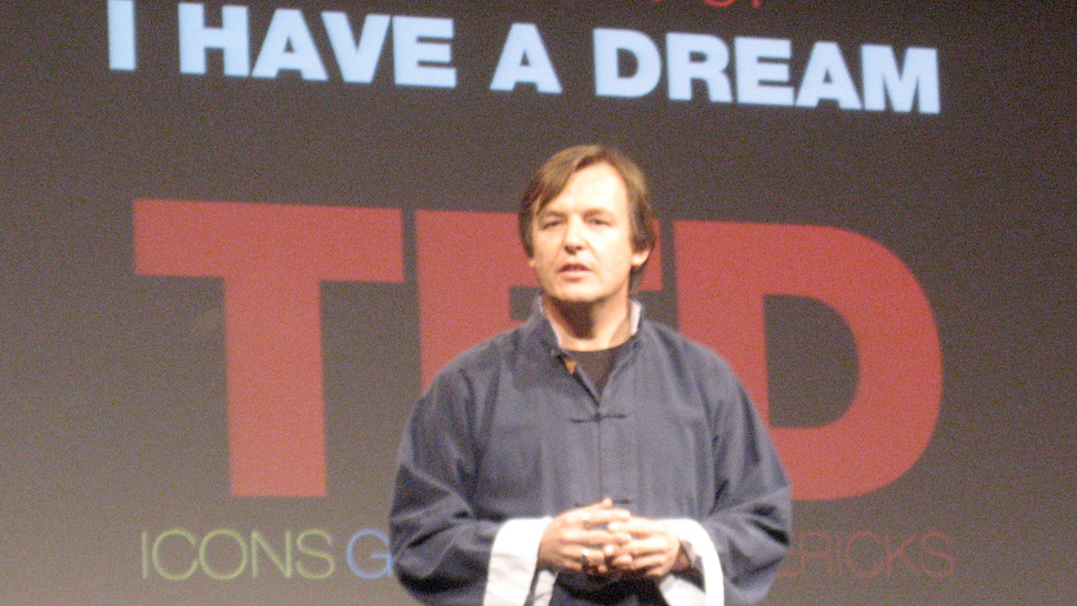 Ask Chris Anderson, the Man Behind All Those TED Talks, Anything You Want