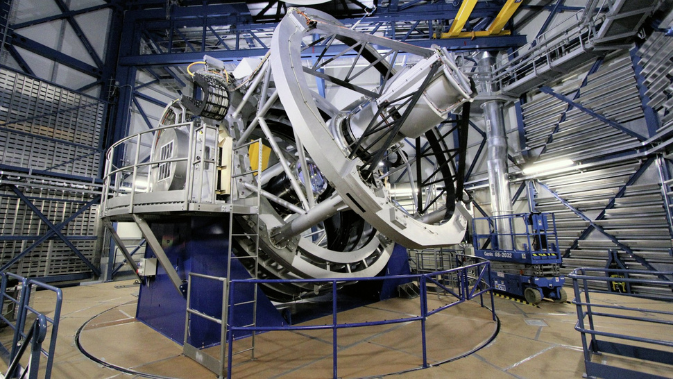 The VISTA Telescope Camera Can Grab 9 Gigapixels Worth of Stars