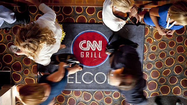 CNN Is Stiffing the Waiters at Its RNC Celebrity Hangout