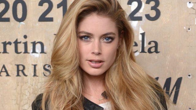 Doutzen Kroes Not Bothered by Leak of Unretouched Pics