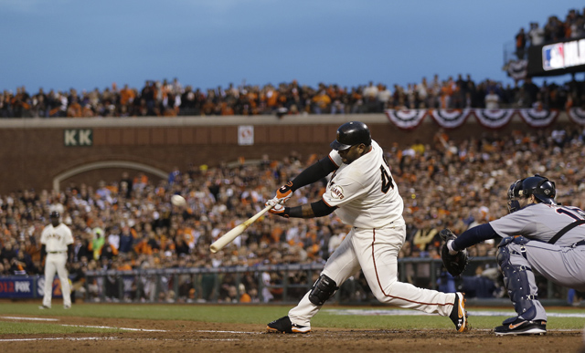 Pablo Sandoval And The Giants Rocked Detroit For A Shocking Gam…