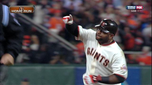 Pablo Sandoval Smashed Three Home Runs In His First Three World…