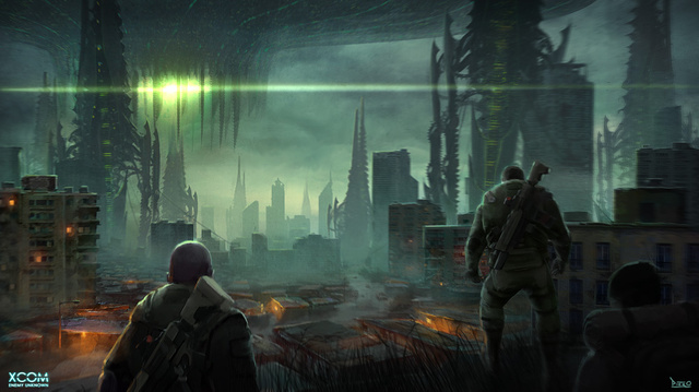 XCOM Could Have Let The Aliens Win