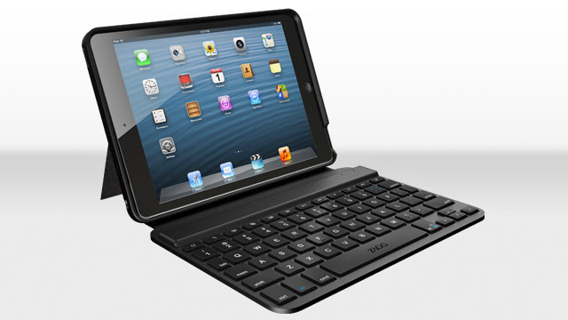 Click here to read How Cramped Must This iPad Mini Bluetooth Keyboard Be?