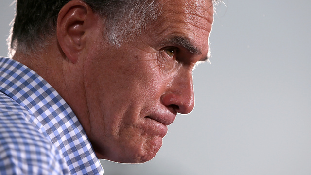 Mitt Romney's Dark Secret Is Spray Tans