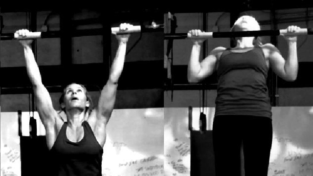 pullups - Yes, Women Can Do Pull-Ups