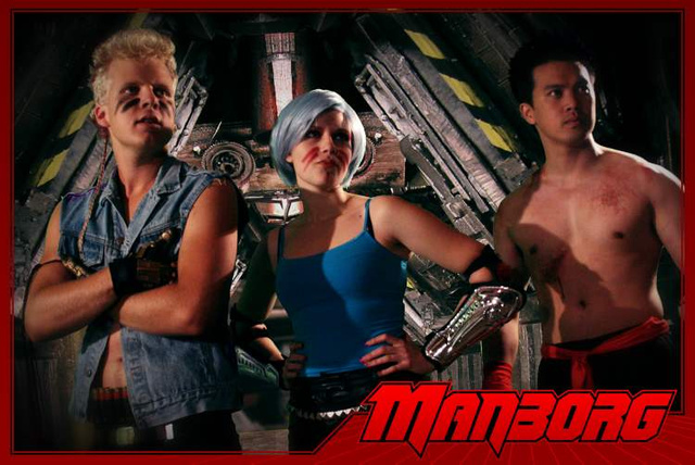 First clip proves that Manborg is the new Kickpuncher