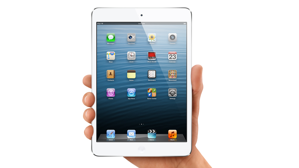 You Can Pre-Order The iPad Mini Now