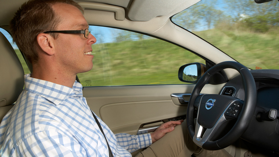Click here to read Future Volvos Will Drive Themselves in Slow Moving Traffic Jams