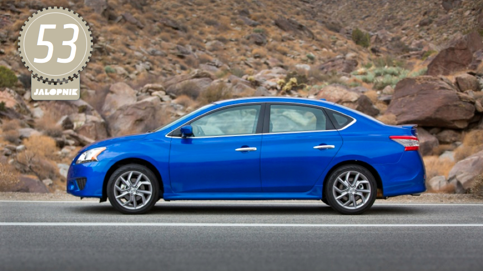 Click here to read 2013 Nissan Sentra: The Jalopnik Review