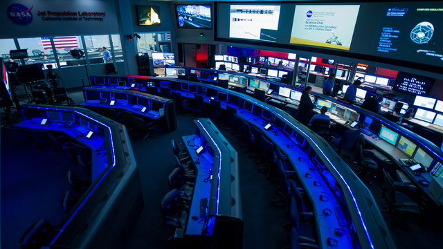 The Awesome Control Rooms that Run the World