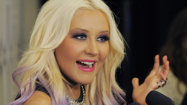 Real Talk: Christina Aguilera Hates Getting Hated on By 'Butt–Fucker' Hater Blogs