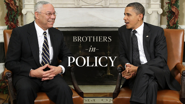 The Tribal Menace of Colin Powell's Obama Endorsement