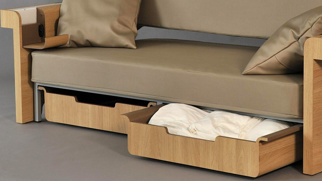This Transforming Sofa Can Furnish Your Entire Apartment