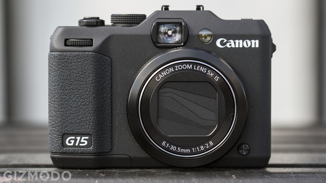 Canon G15 Review: Fast Lens, Small SensorWhat Gives?