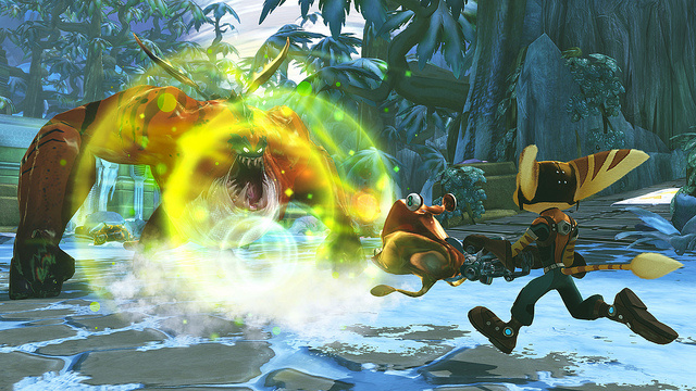 The Next Ratchet & Clank Game Comes Out on November 27th