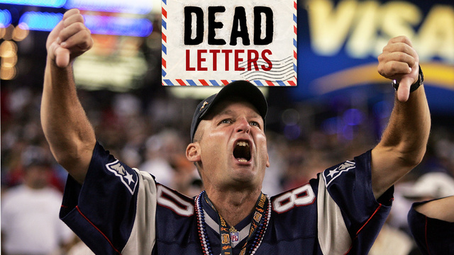 Dead Letters: We Have Found America's Most Insufferable Patriots Fan