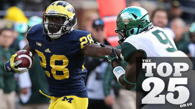 Deadspin's College Football Top 25 Or So: Happy Ann Arbor Day!