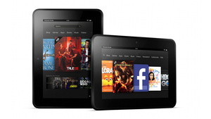 Amazon Sold the Most Kindle Fire HDs since Launch the Day After the iPad Mini Was Announced