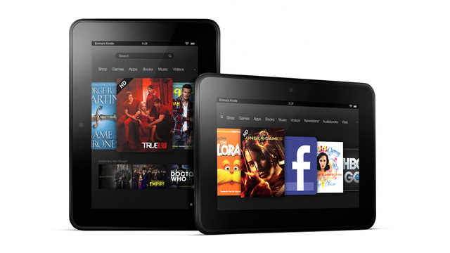 Click here to read Amazon Sold the Most Kindle Fire HDs since Launch the Day After the iPad Mini Was Announced