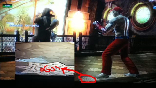 Tekken Tag Tournament 2 Must Scrub a Mention of Allah from the Floor of Its 'Saudi Arabia' Stage