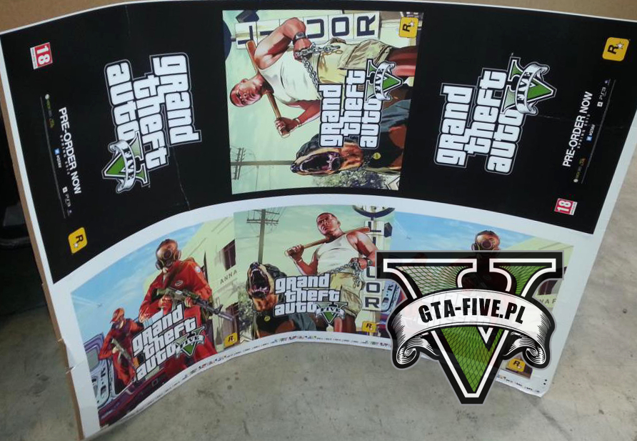 Click here to read Supposed <em>GTA V</em> Posters Promise Spring 2013 Release Date