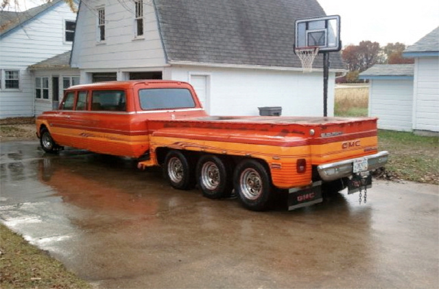 For $5,500, GMC And Be Seen