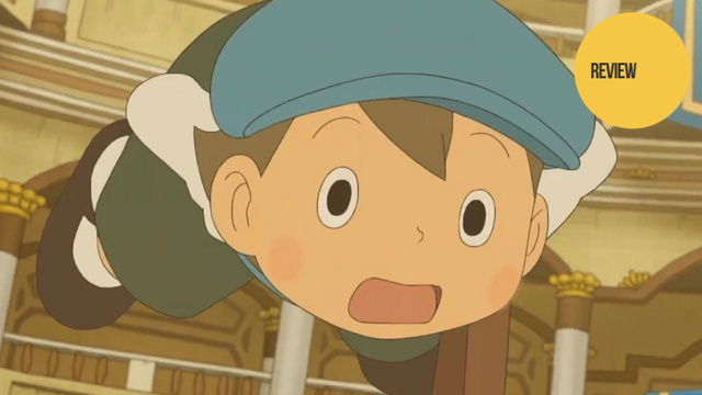 Professor Layton and the Miracle Mask: The Kotaku Review