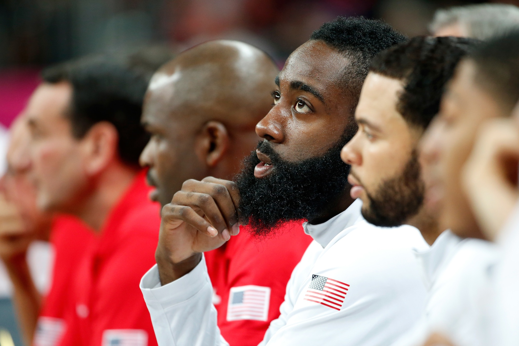 "The NBA, On The Midnight James Harden To Houston Trade: ""Wow"""
