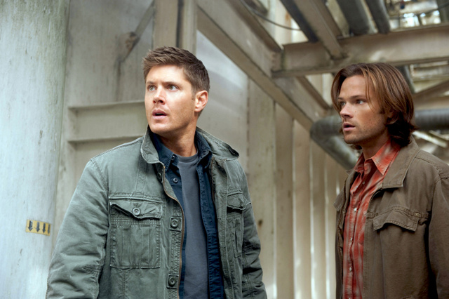 Supernatural Episode 8.07