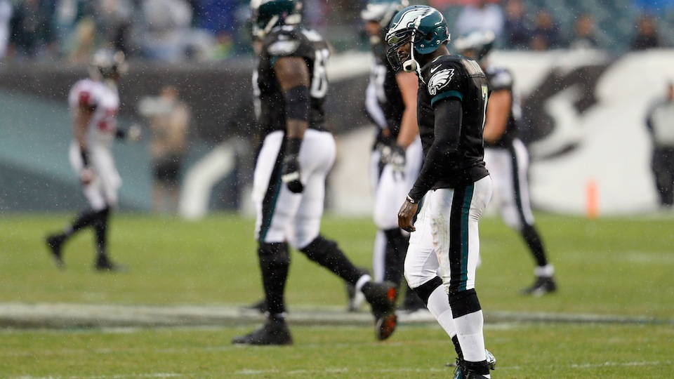 The Eagles Are Considering A Quarterback Change, Says Michael V…