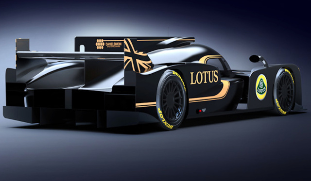 Lotus' Gorgeous New LeMans Racer Is Hopefully Not Vaporware