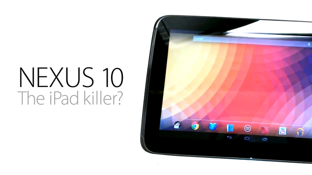 Tablet Device Comparison for Families &#8211; Now including Nexus 10 Review