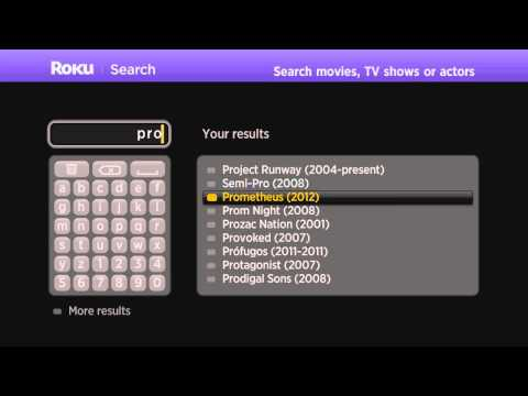 Click here to read Roku Search Finds the Video You Want No Matter Where It's Hiding