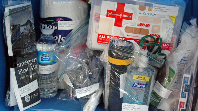 What's In Your Emergency Kit?