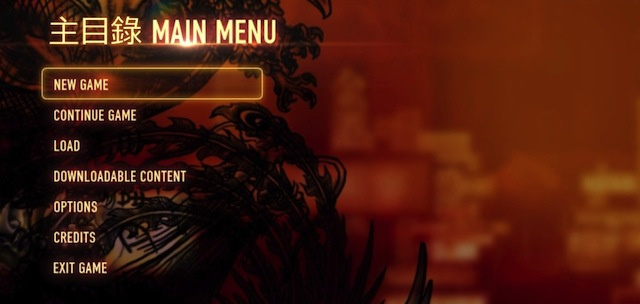 The Ten Commandments Of Video Game Menus: Sinners And Saints