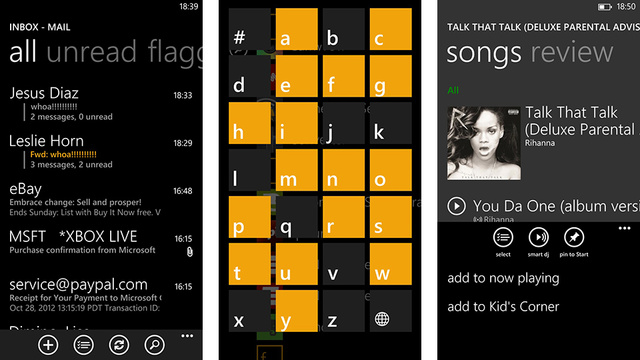 Windows Phone 8 Review: You're Not Perfect, But I Like You Anyway
