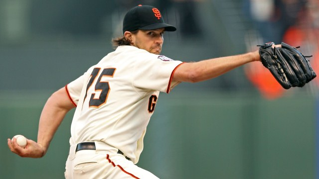 For Better Or Worse, Barry Zito Is Always There For The Giants